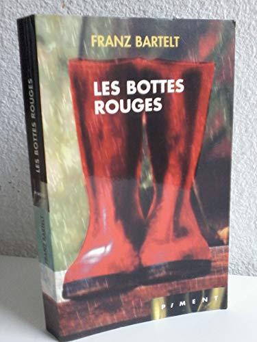 9782744141942: Les bottes rouges (Piment)