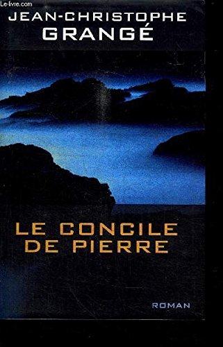 Jean christophe grange used books rare books and new books page 2 - Le concile de pierre grange ...