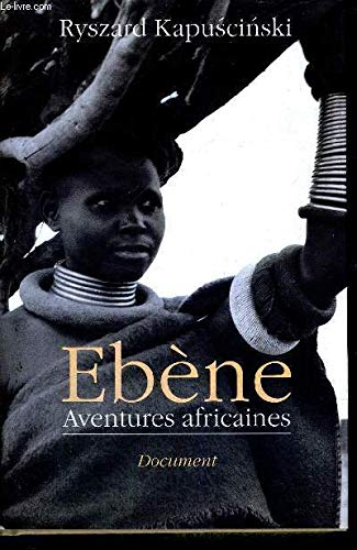 9782744147593: Ebene aventures africaines Document
