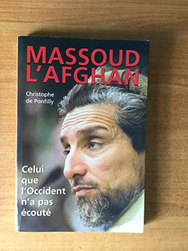 9782744154324: Massoud l'Afghan