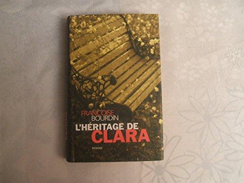 9782744155260: L'heritage de Clara