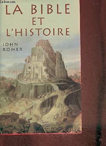 9782744156144: La Bible et l'histoire