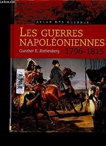 9782744157226: Les guerres Napoléoniennes, 1796-1815