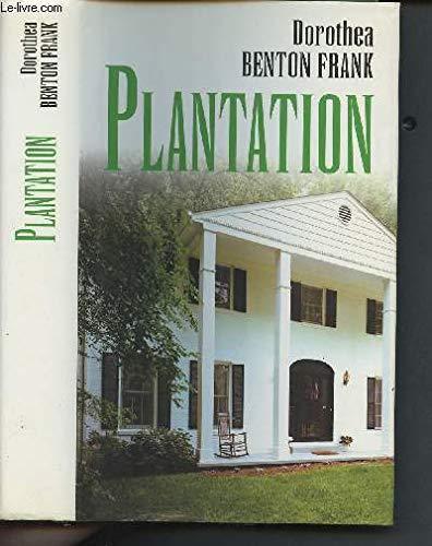 9782744165795: Plantation: A Lowcountry tale