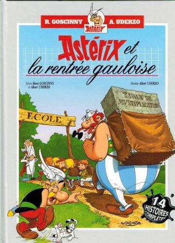 Astérix et la rentrée gauloise : Quatorze: Goscinny, René; Uderzo,