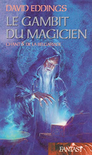 9782744170836: Le gambit du magicien (La Belgariade)
