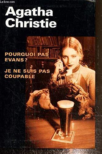 Pourquoi pas Evans Je ne suis pas: Agatha Christie Jean