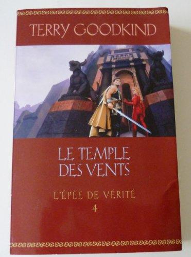 9782744191923: Le temple des vents (L'épée de vérité)