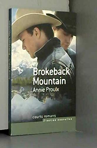 9782744193347: Brokeback Mountain