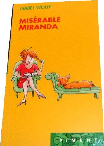 9782744194290: Misérable Miranda
