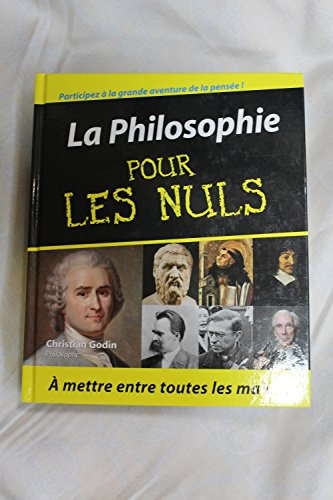 9782744197116: La Philosophie pour les nuls.