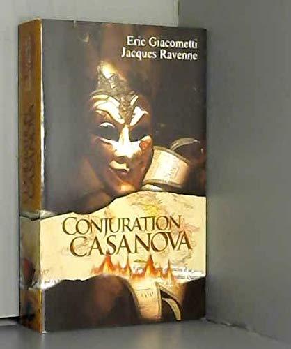 9782744198663: Conjuration Casanova