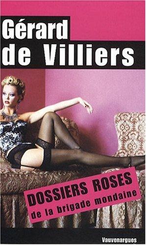 9782744310010: Dossiers roses de la brigade mondaine (grand format)
