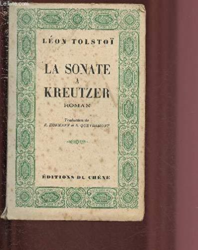 9782744405785: La sonate à Kreutzer