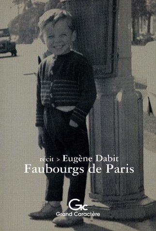 9782744406874: Faubourgs de Paris
