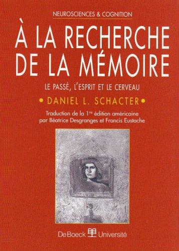 9782744500510: A la recherche de la mémoire