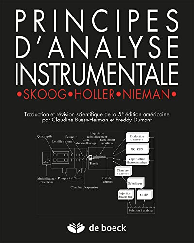 9782744501128: Principes d'analyse instrumentale