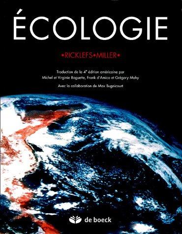 9782744501456: Ecologie