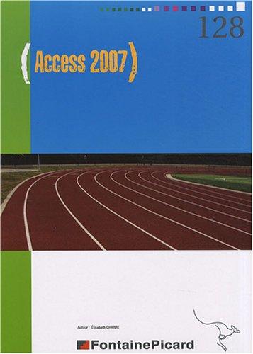 9782744618277: access 2007