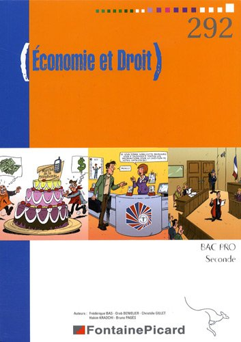 9782744622946: economie droit seconde bac pro