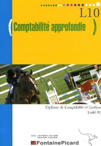 9782744623035: Comptabilité approfondie DCG 10