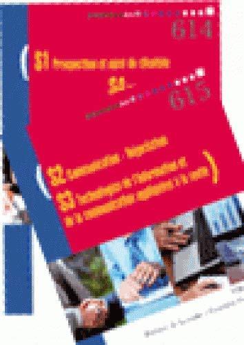 9782744627569: Bac Pro Vente 1re et Terminale : Pack en 2 volumes : S1 - Prospection et suivi de client�le, S4 - Mercatique ; S2 - Communication - N�gociation, S3 - ... et de la communication appliqu�es � la vente