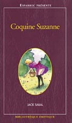 9782744804724: Bibliotheque Érotique 164 Coquine Suzanne