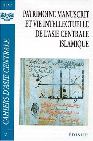 9782744901102: Cahiers d'Asie centrale, num�ro 7