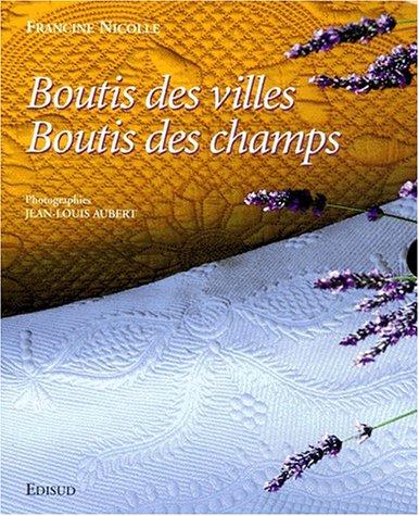 Coffret boutis et pique: Francine Nicolle; Jean-Louis