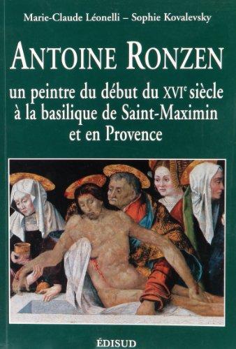 9782744903397: Antoine Ronzen