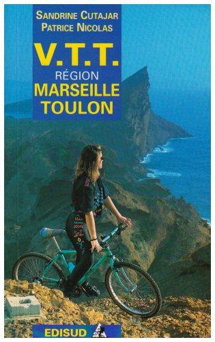 9782744903403: Vtt Region Marseille Toulon