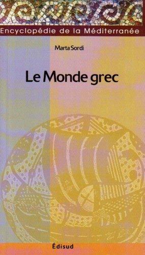 9782744905131: Le monde grec