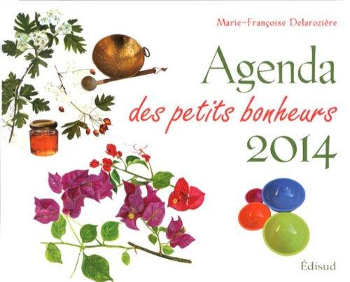 9782744909955: Agenda des petits bonheurs 2014