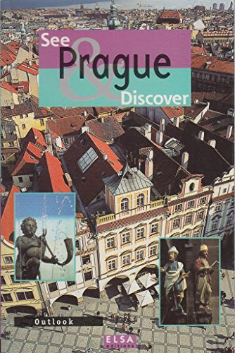 9782745204837: Prague - See & Discover - Outlook