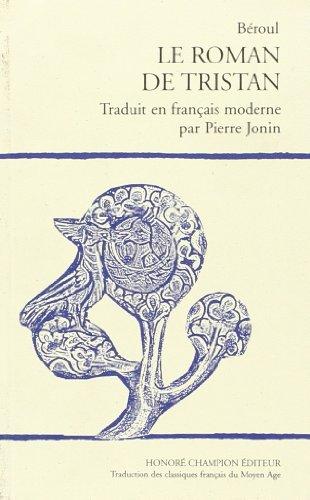 9782745301970: Le roman de tristan poème du xiie siecle