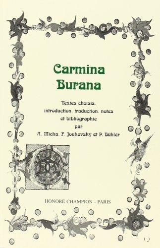 9782745307132: Carmina Burana