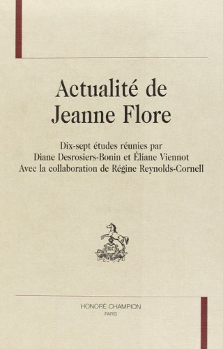 9782745310040: Actualit� de Jeanne Flore