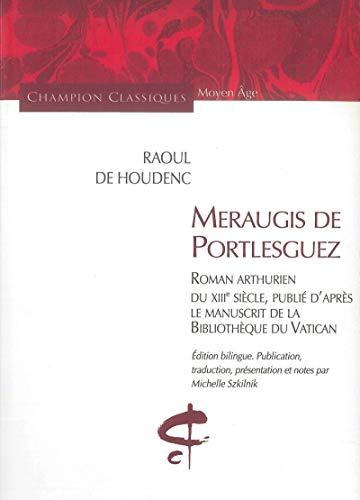 9782745311245: Meraugis de Portlesguez (Champion Classiques Moyen Age)