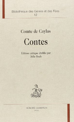 9782745311986: Contes contes de Caylus