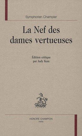 9782745313980: La nef des femmes vertueuses (French Edition)