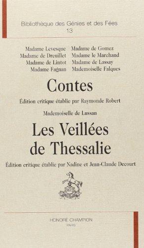 9782745314352: Contes / Les veillées de Thessalie (French Edition)