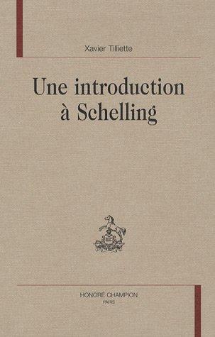 9782745315304: Une introduction � Schelling