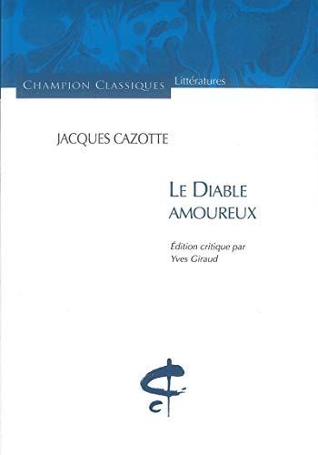 Diable amoureux (Le): Cazotte, Jacques