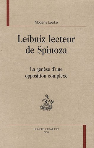 9782745316981: Leibniz lecteur de Spinoza (French Edition)