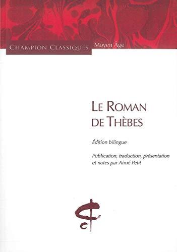 9782745317315: Le Roman de Thèbes