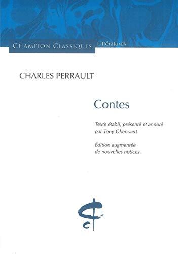 9782745322180: Contes (Champion Classiques)