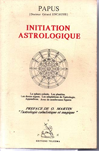 9782745812346: Initiation astrologique