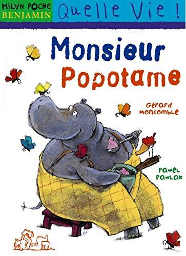 9782745900562: Monsieur Popotame