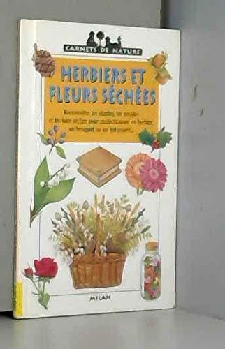 9782745900784: Herbiers et Fleurs séchées