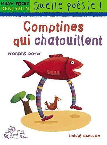 9782745902467: Comptines qui chatouillent